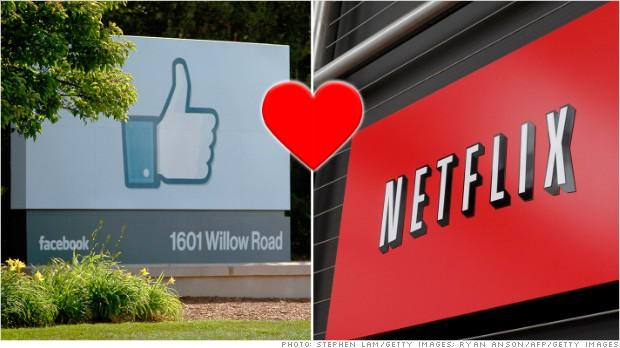 Facebook Netfix