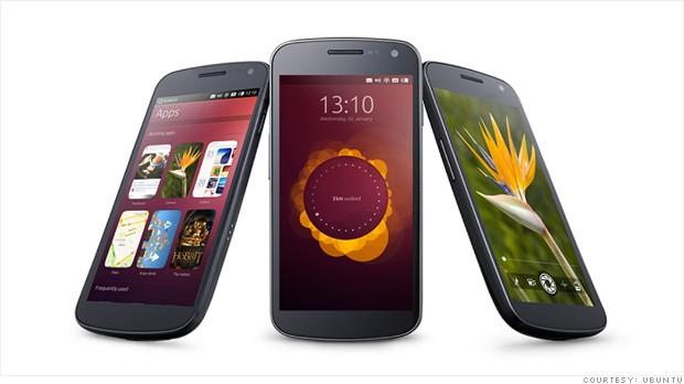 Ubunto phone OS