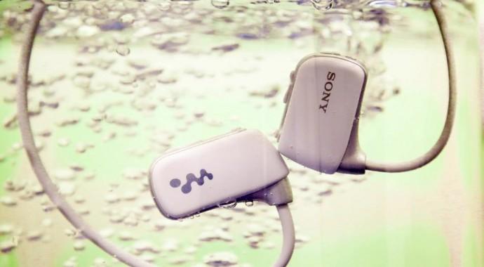 Unter Water Headphone